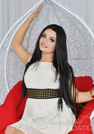 Most gorgeous women: meet Russian lady Juliya from Kharkov