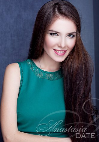 Dating European Women Anastasia from Kiev (Kyiv) Ukraine